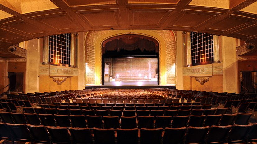 Modern Interior Stage The Palais Theatre Melbourne 39 S