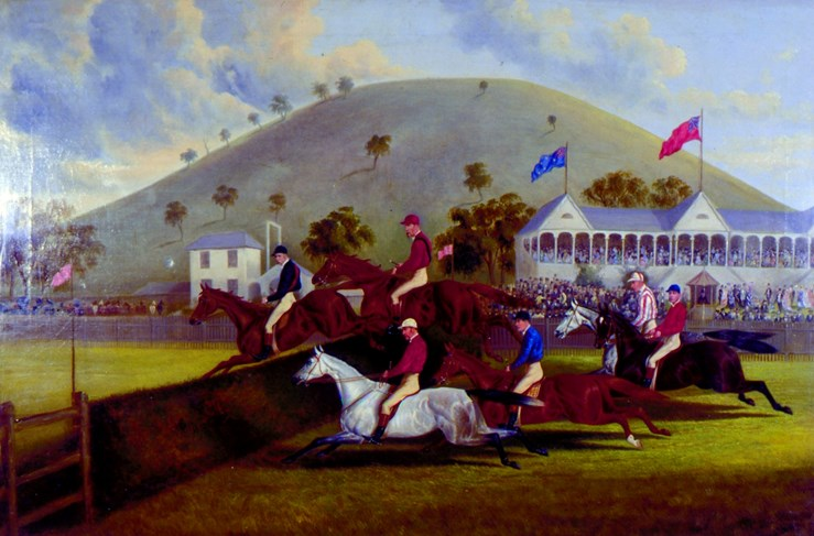 Inaugural Meeting of the Victoria Amateur Turf Club